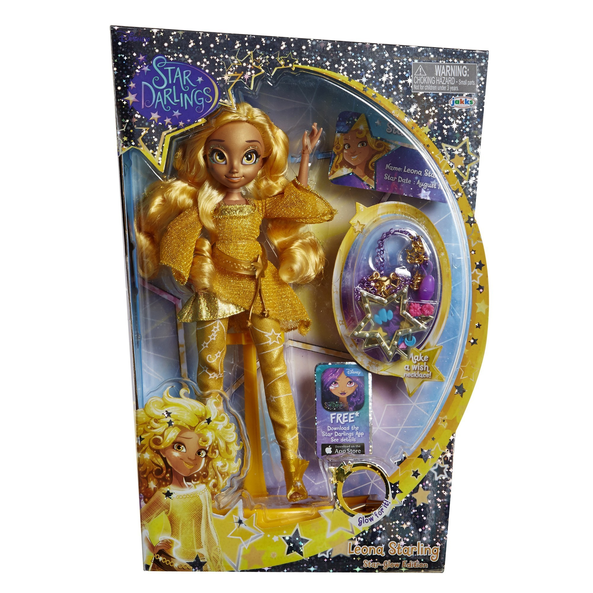 Disney papusa fashion star darlings leona