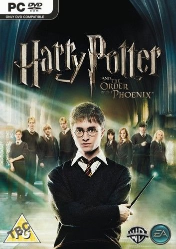 Joc Harry Potter and the Order of the Phoenix