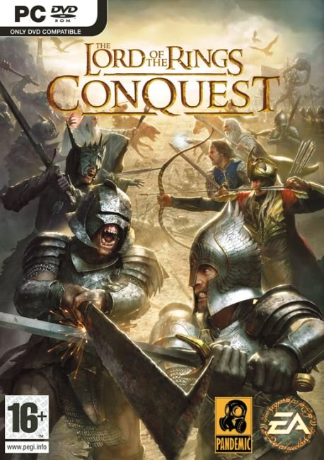 Joc Lord of the Rings Conquest