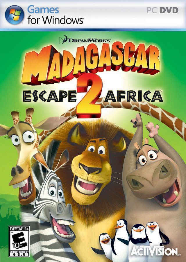 Joc Madagascar: Escape 2 Africa