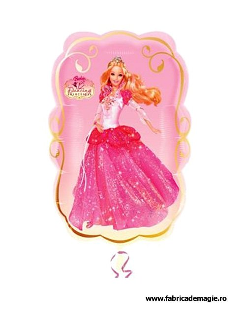 Balon Barbie Dancing 89cm