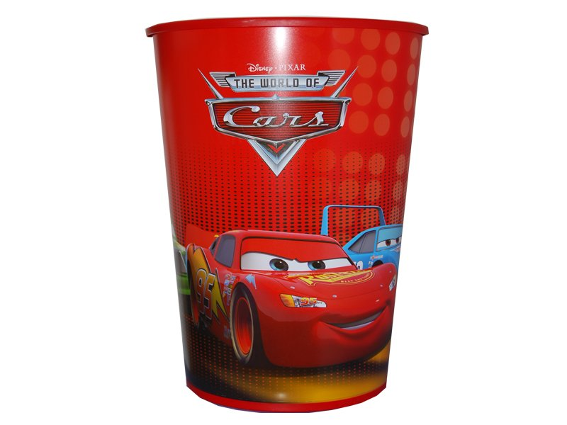 Cos Disney Cars 12 Litri