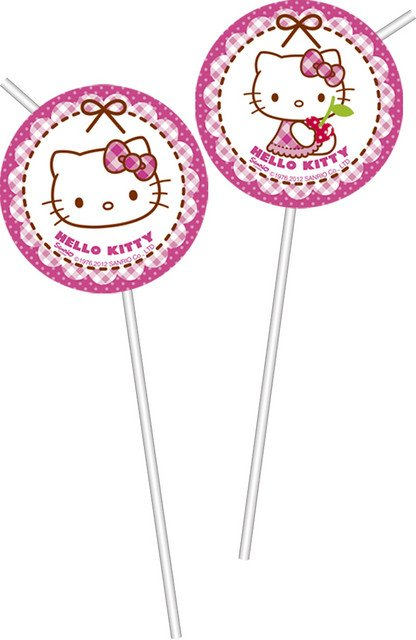 Paie de baut - Hello Kitty Hearts