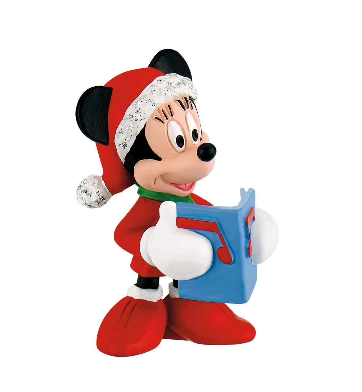 Figurina minnie craciun