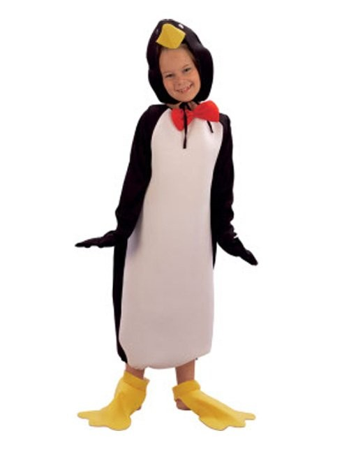 Costum pinguin junior