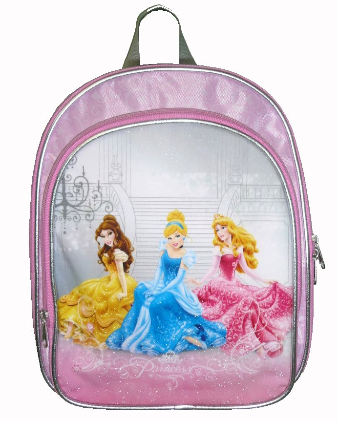 Ghiozdan disney princess 29cm