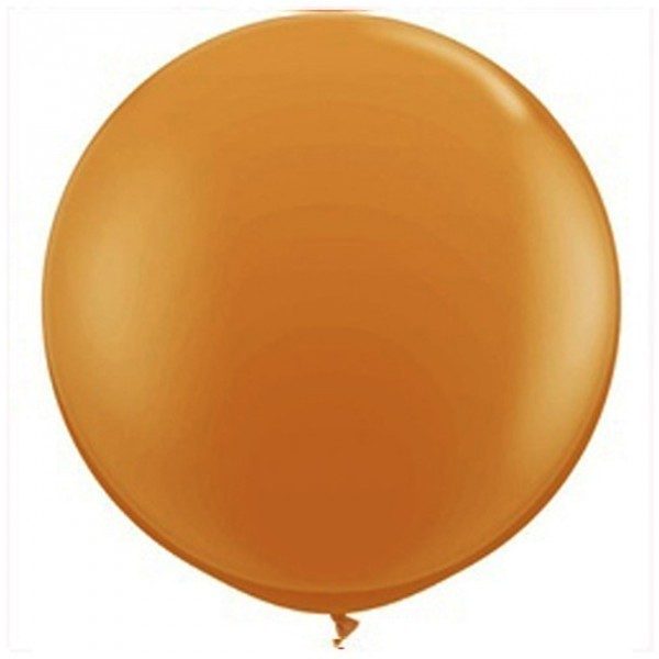 Balon jumbo latex orange - 90 cm