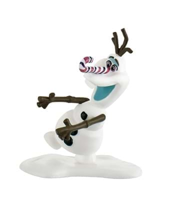 Figurina Olaf candy cane olafs frozen adventure