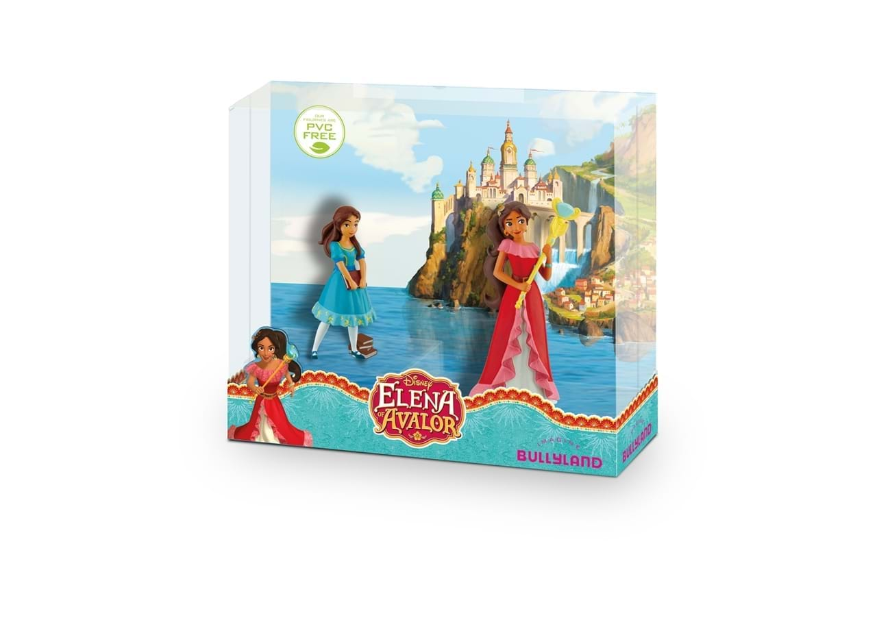 Figurine set figurine isabel si elena din avalor