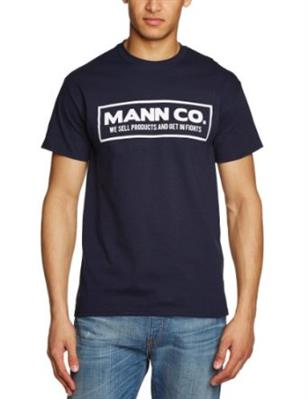Tricou team fortress 2 mann co