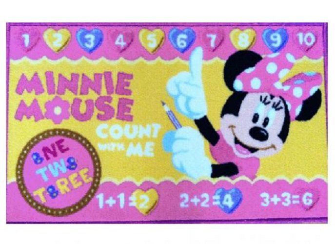 Covor camera Minnie Mouse