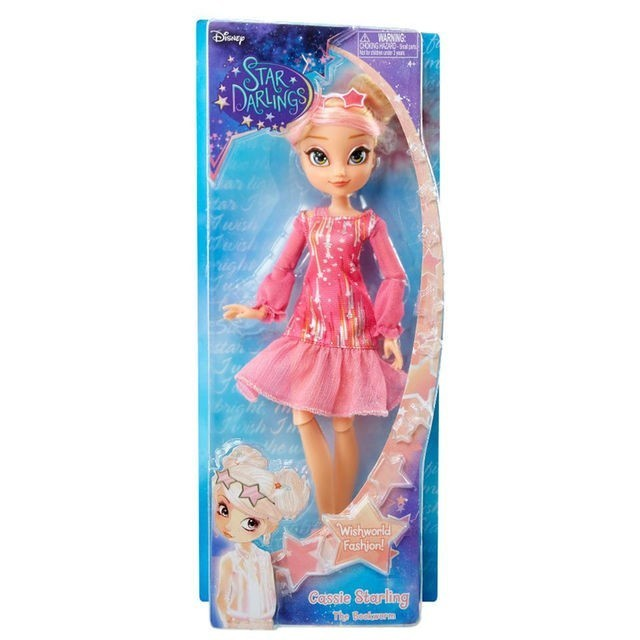 Disney papusa star darlings cassie