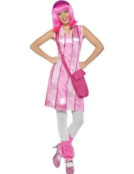 Costum Stefania Lazy Town adult