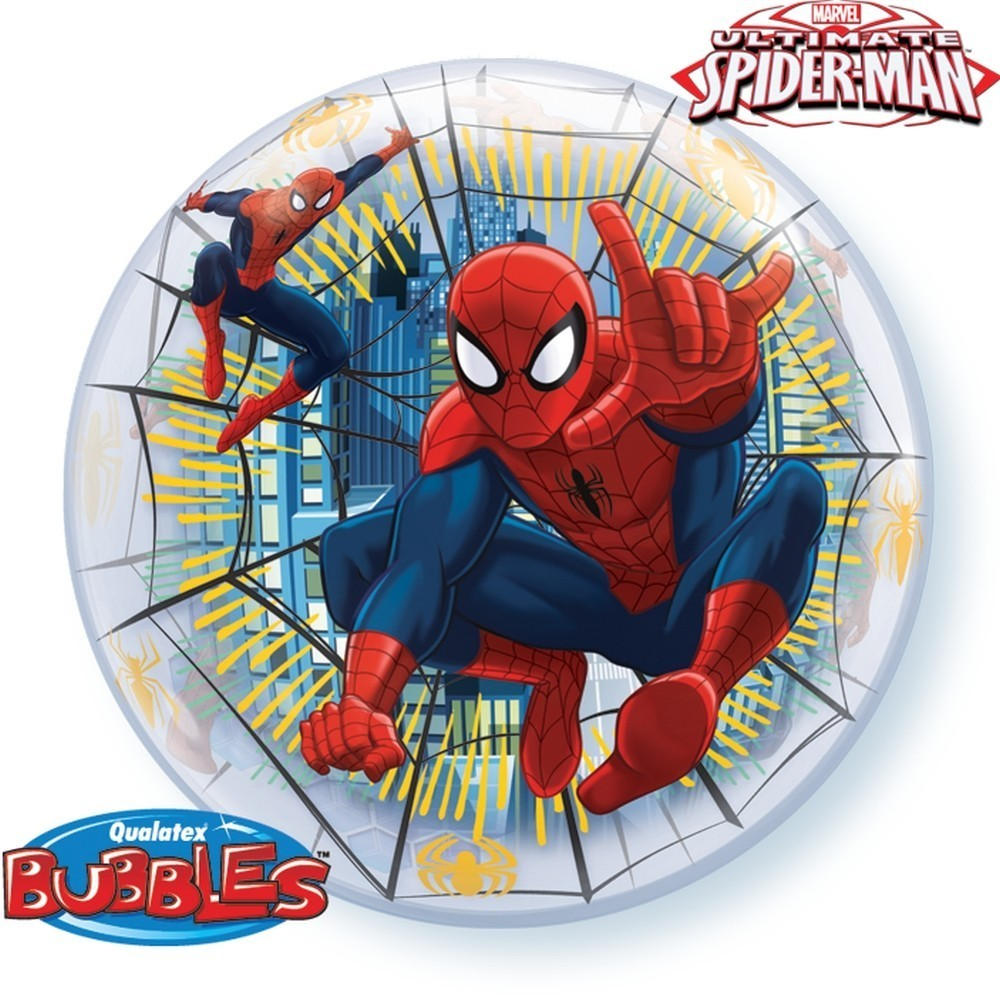 Balon bubble marvels ultimate spiderman 56 cm