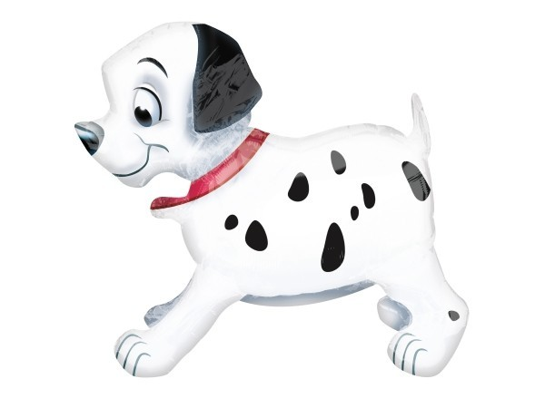 Balon folie mini airwalker dalmatian