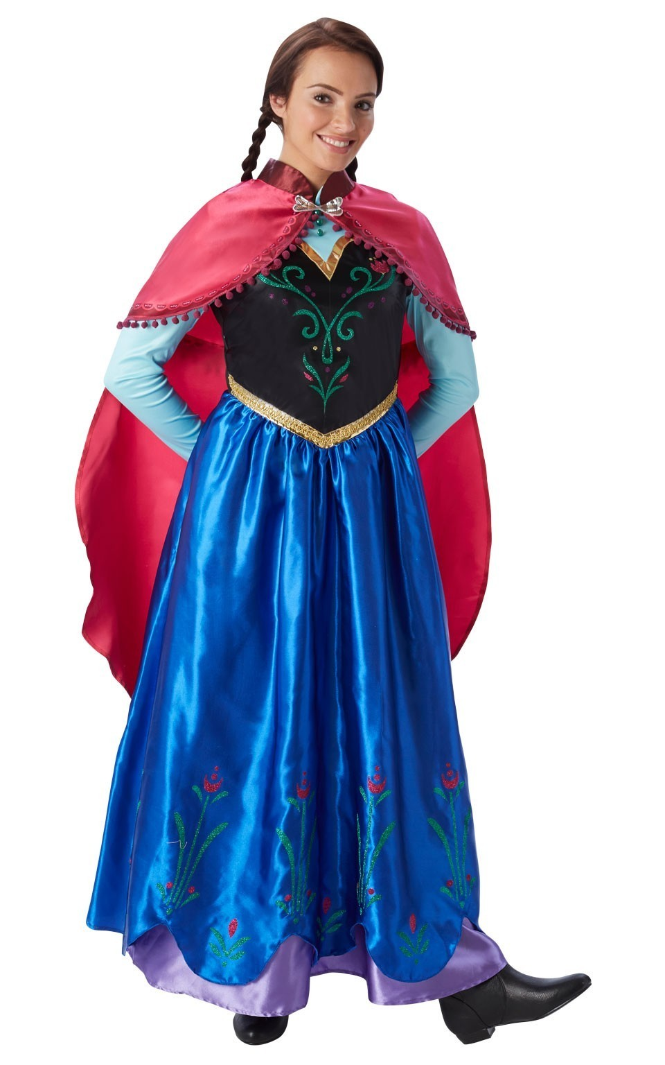 Costum Disney Anna Frozen adulti