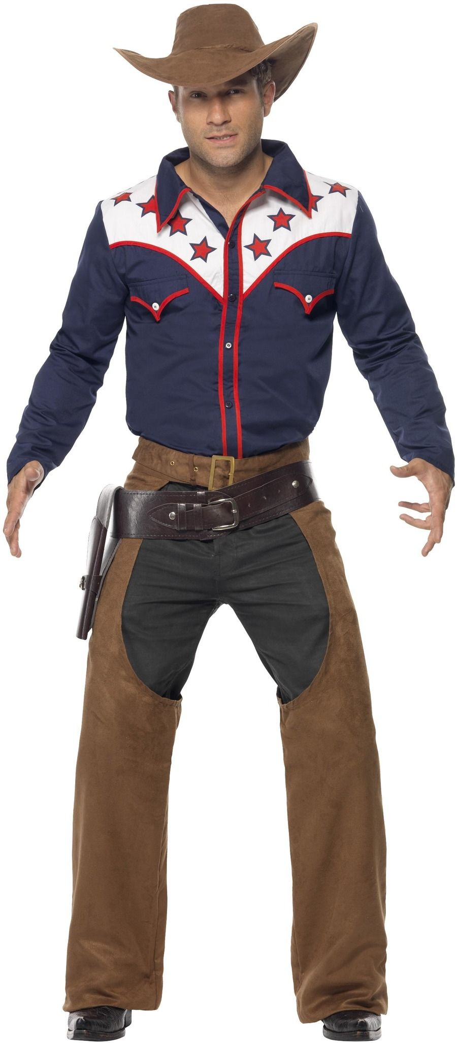 Costum Cowboy Adulti Rodeo