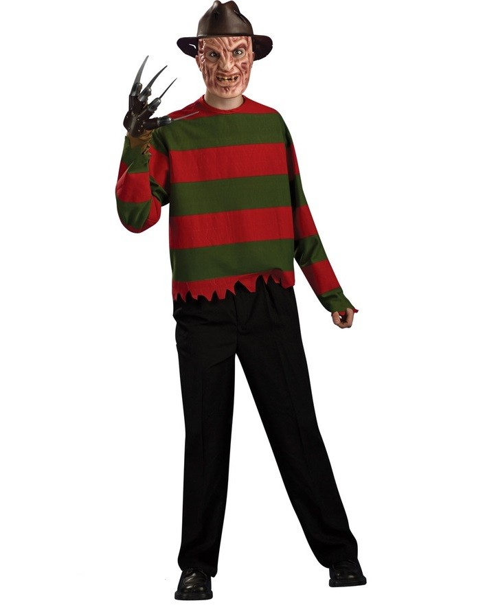 Costum-Freddy-Krueger