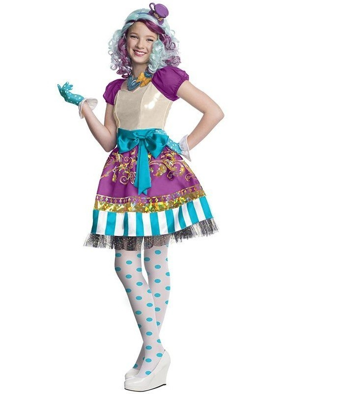 Costum Madeline Hatter Ever After High