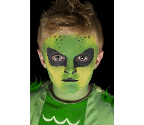 Machiaj Halloween Extraterestru Copii