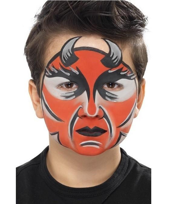 Machiaj Halloween Diavol Copii