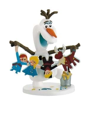 Figurine Olaf gingerbread olafs frozen adventure