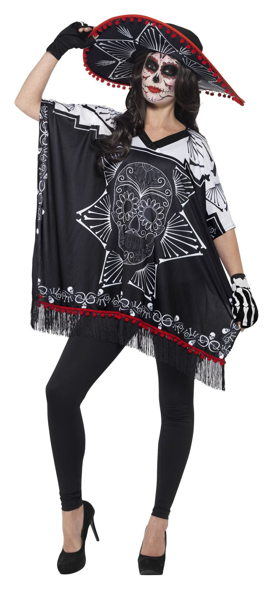 Costum-bandit-mexican-Day-of-the-Dead-fabricademagie