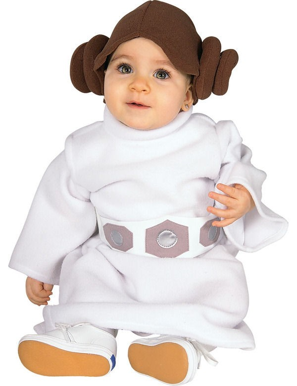 Costum bebe Star Wars Leia