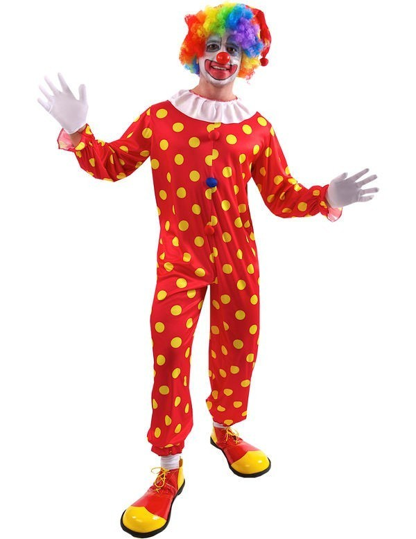 Costum clown adulti