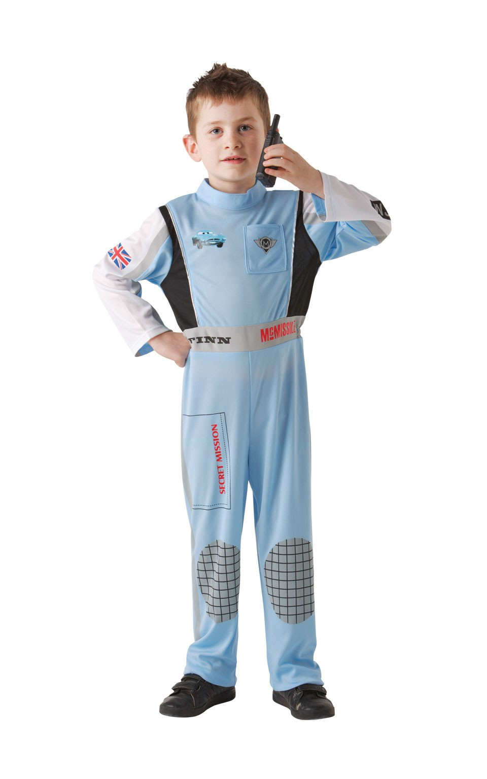 costum-Disney-Cars-Finn-McMissile-copii