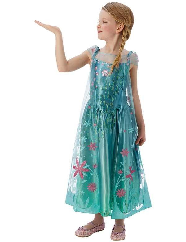 Costum Disney Printesa Elsa Fever