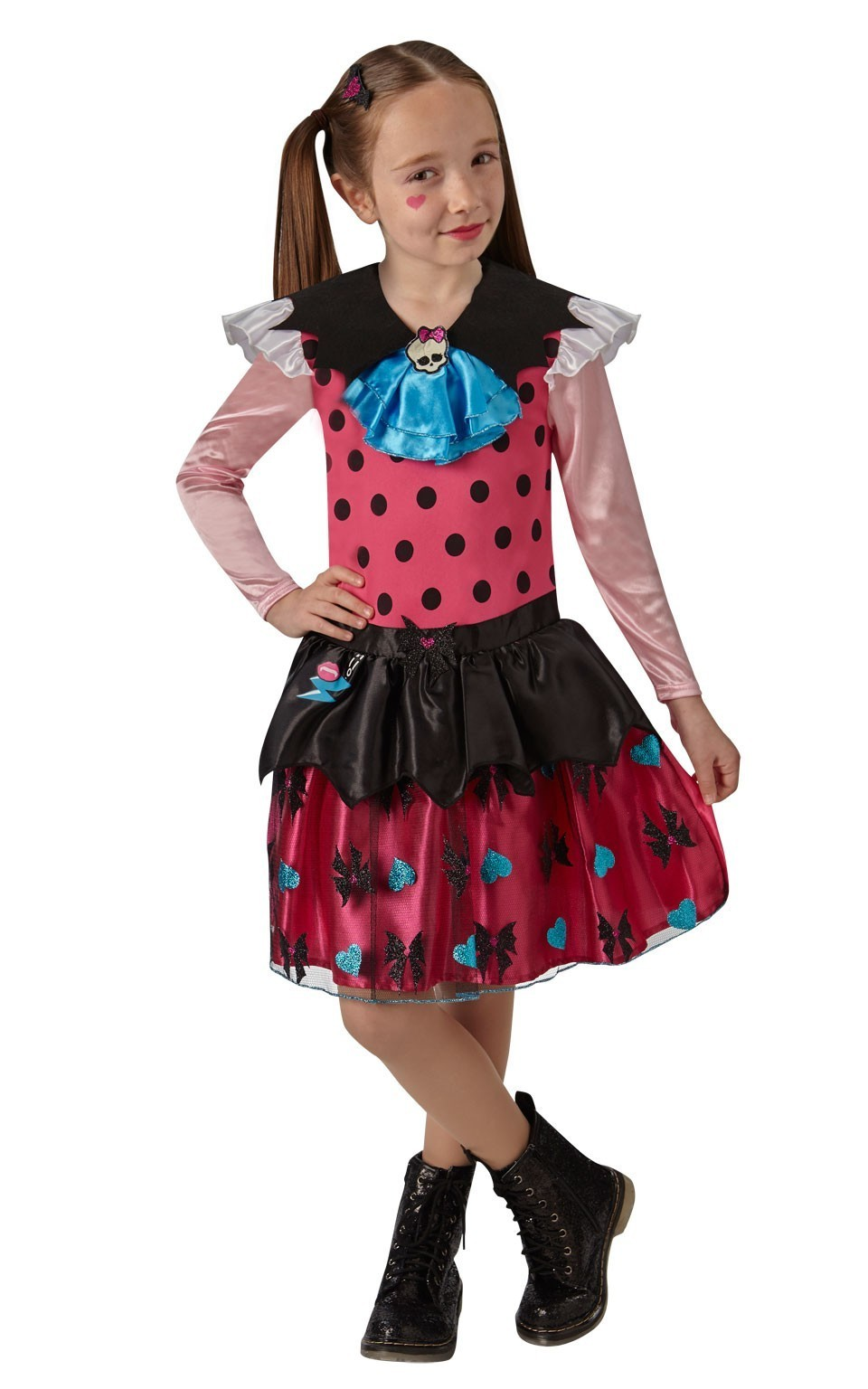 Costum-Monster-High-copii-Draculaura-fabricademagie