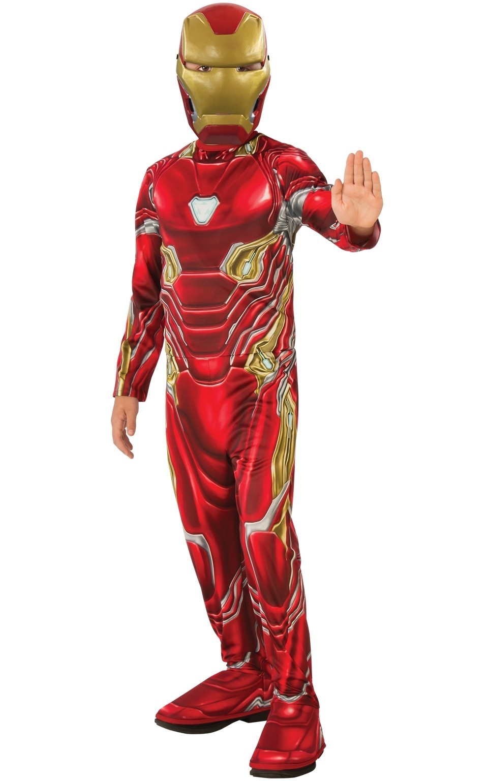 costum-Iron-Man-copii-deluxe