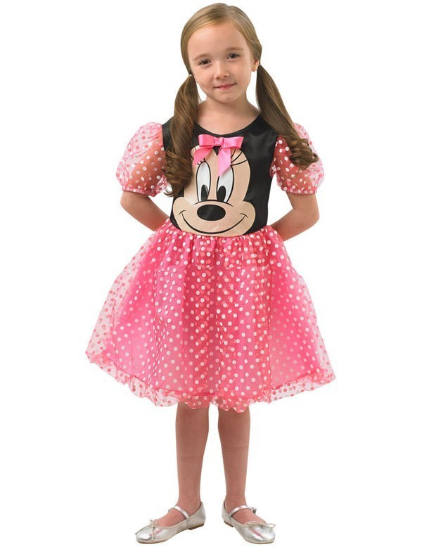 Costum Disney Minnie Mouse Roz