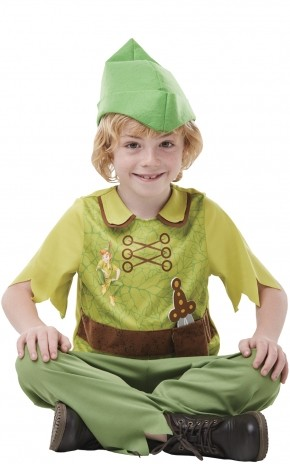 Costum Peter Pan Disney copii