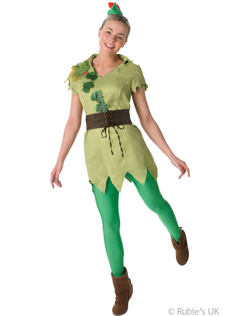 Costum Peter Pan dama