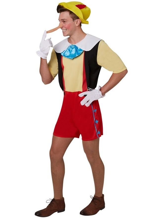 Costum Pinochio adult