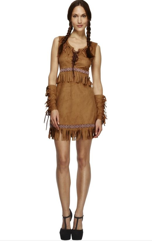 costum-indian-femei-Pocahontas-Fever