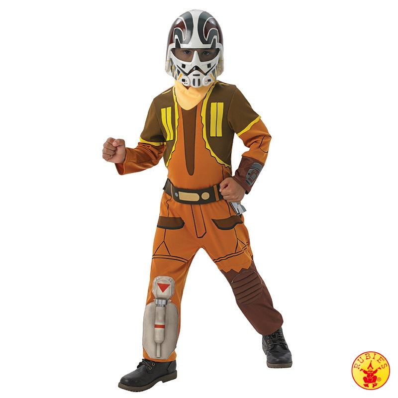 Costum Star Wars Rebels Ezra