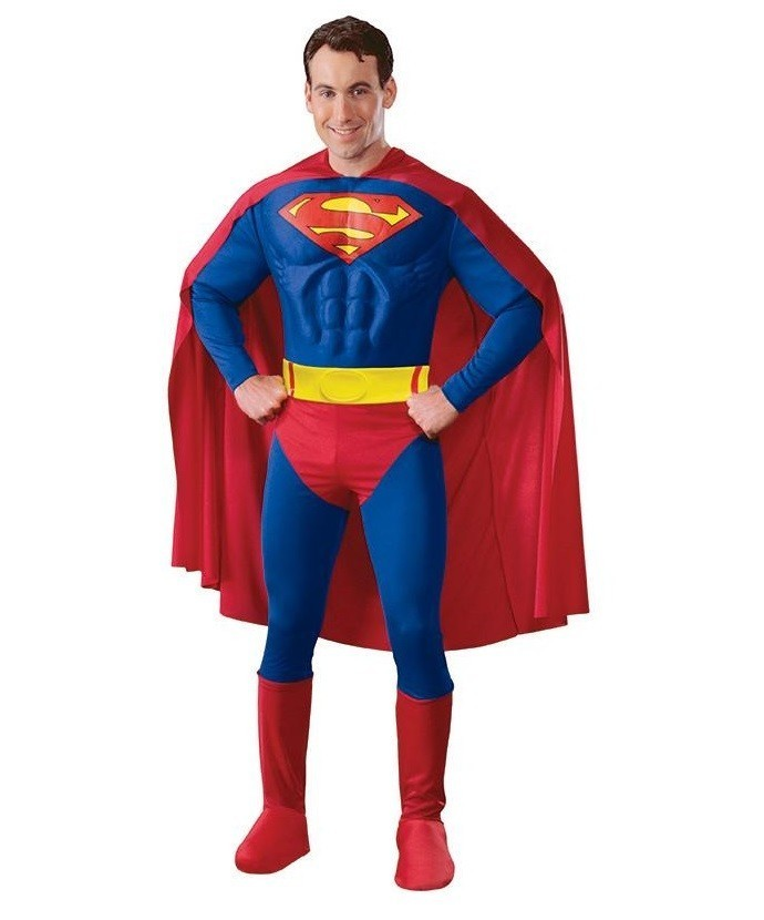 Costum Superman adult