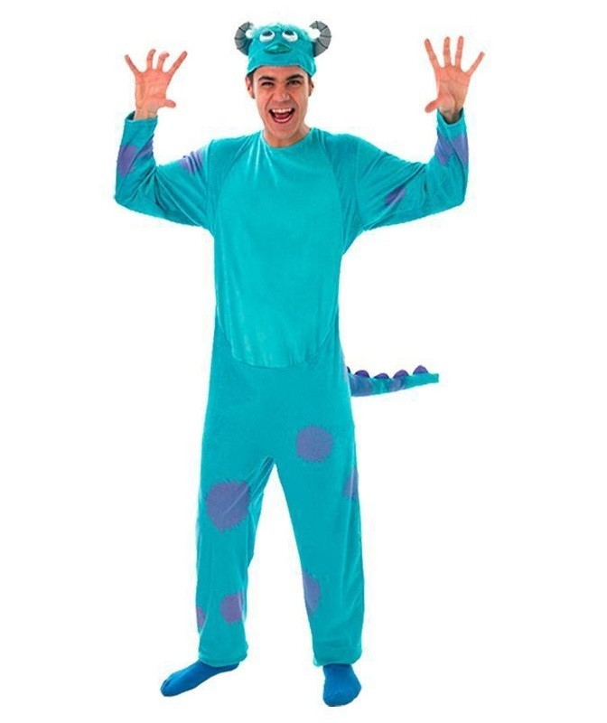 Costum universitatea monstrilor adult sully