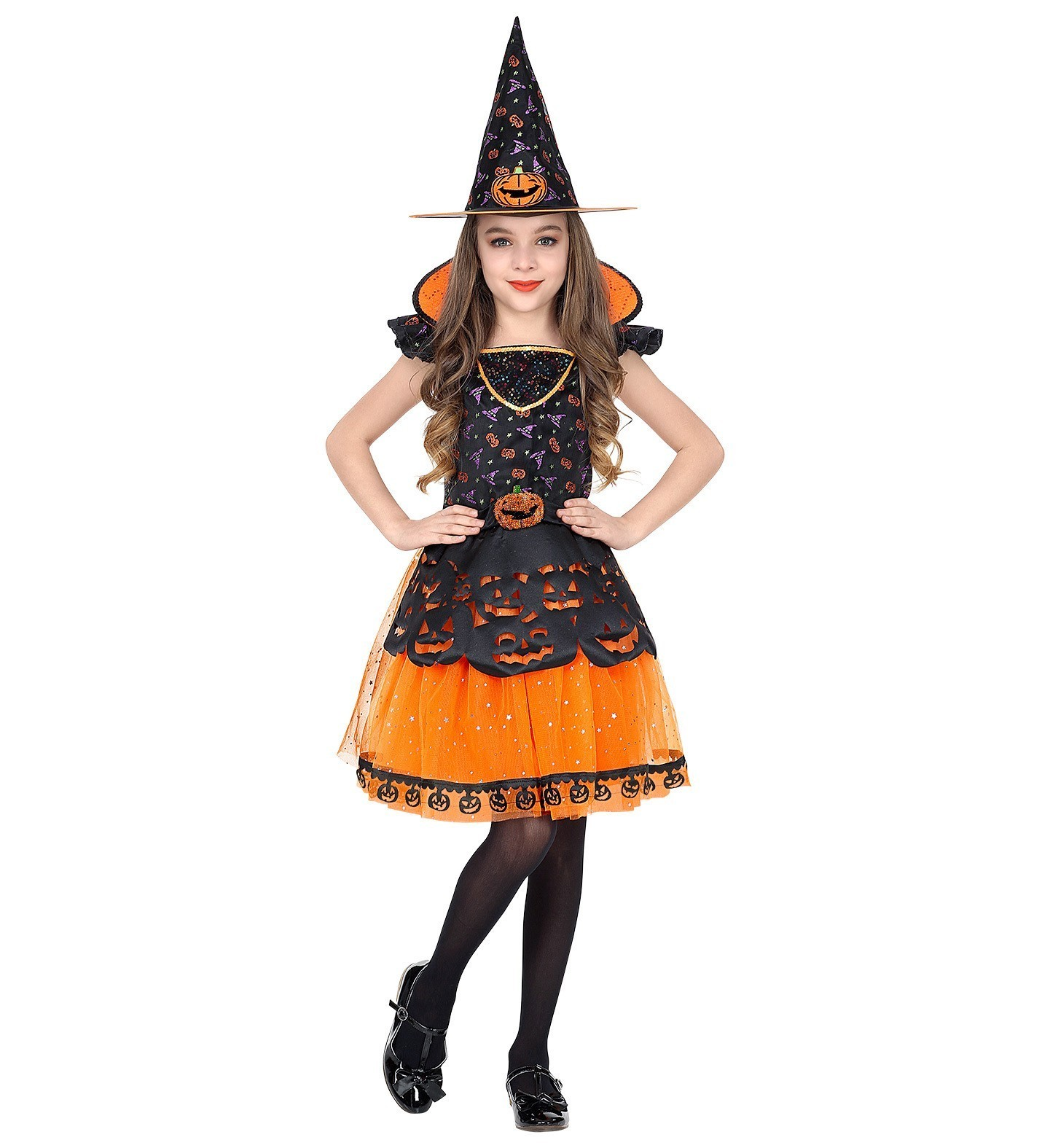 Costum-vrajitoare-Pumpkin-Magic