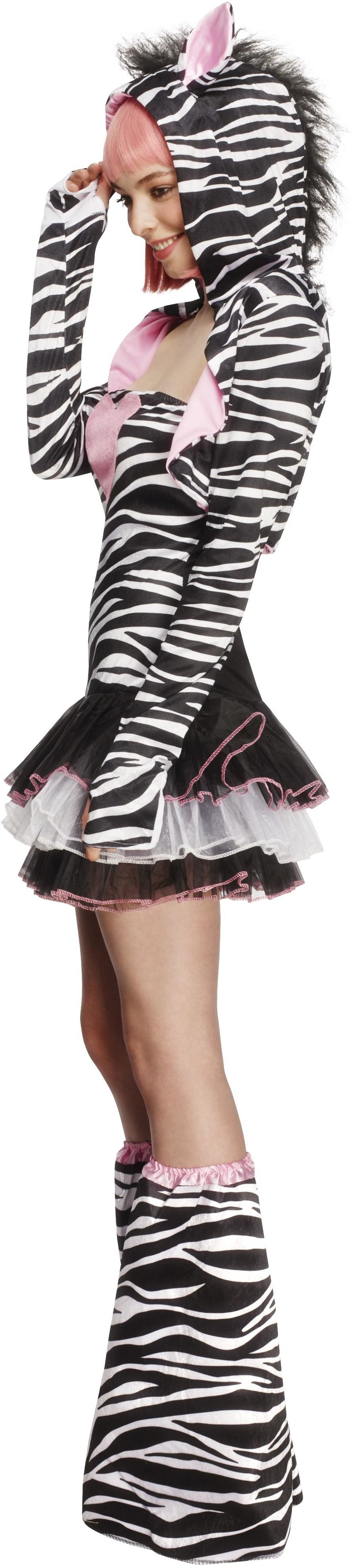 costum-zebra-fever-halloween