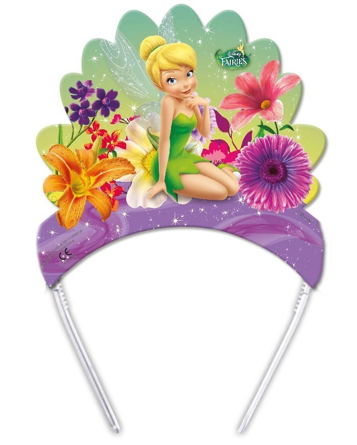 Set 6 coronite tiara fairies magic