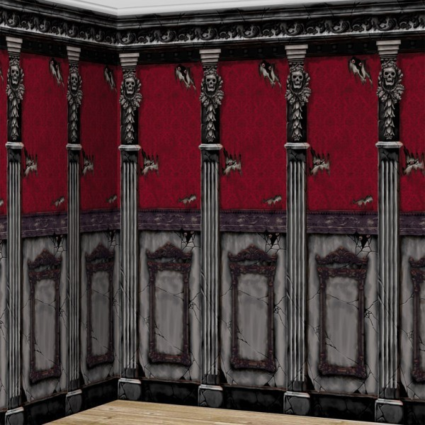 decor-tapet-gotic