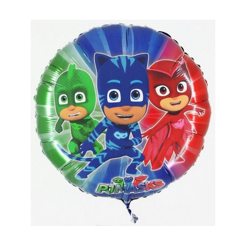 Balon folie eroi in pijamale 61 cm