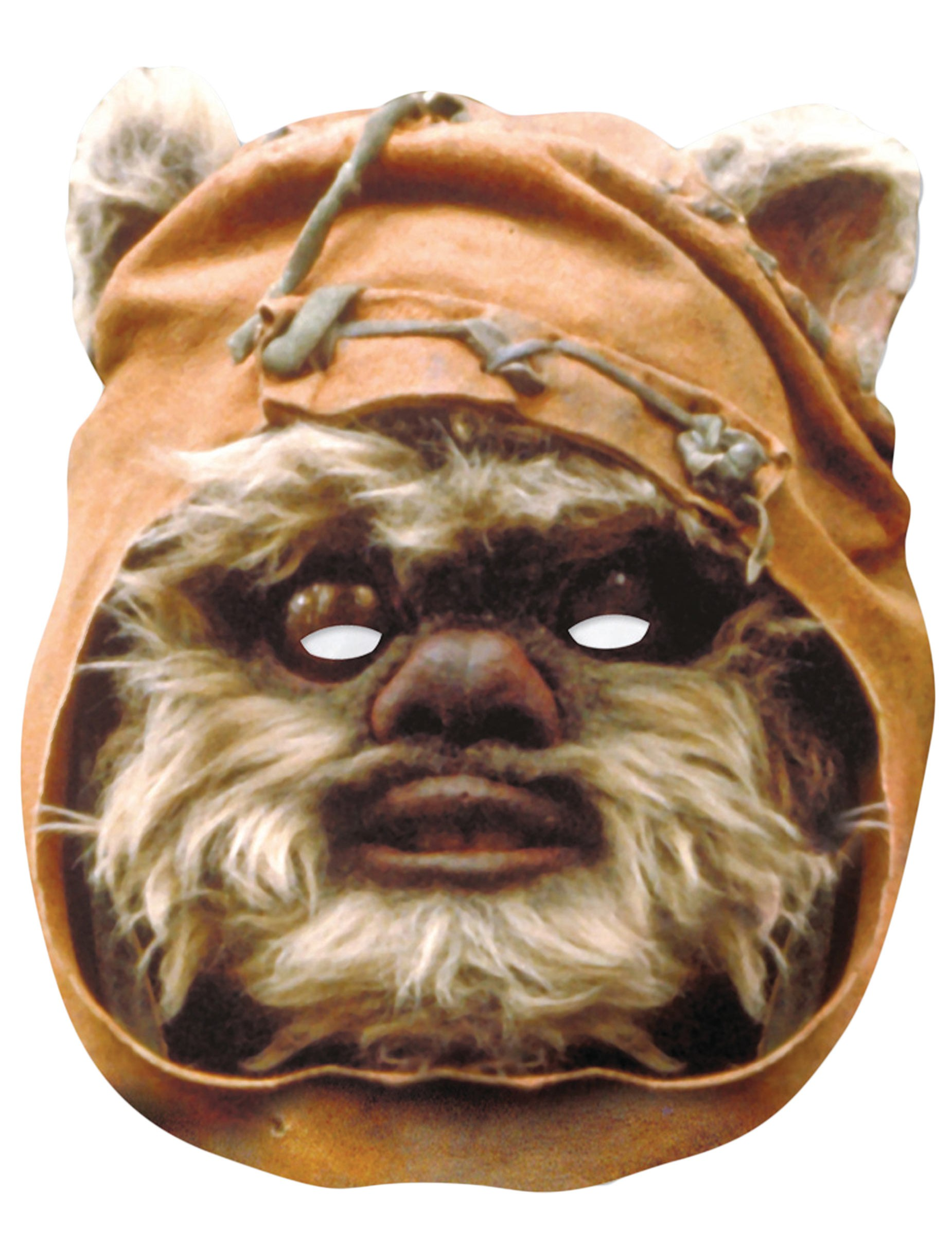 masca-carton-Star-Wars-Ewok