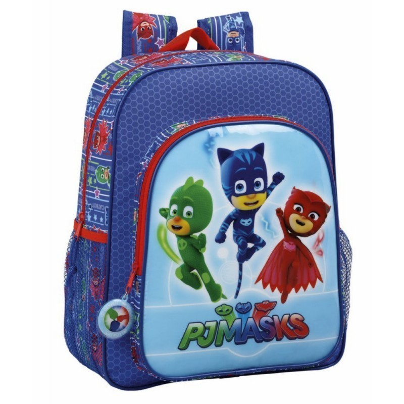 ghiozdan-jr-pj-masks-eroi-in-pijamale-32-cm