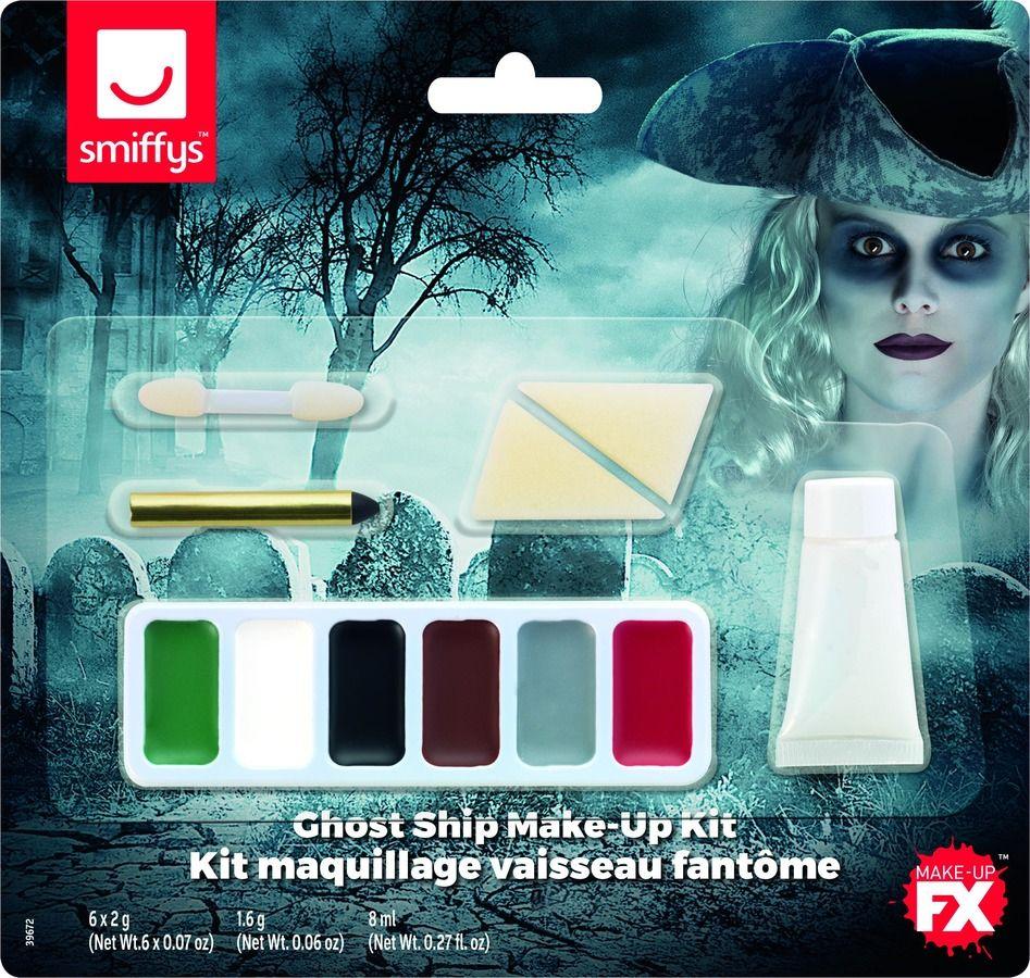 Set Make Up Spirit Zombie