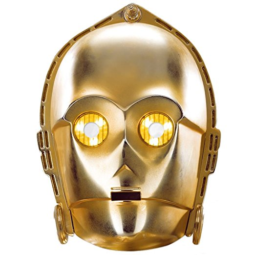 masca-carton-Star-Wars-robot-C-3PO